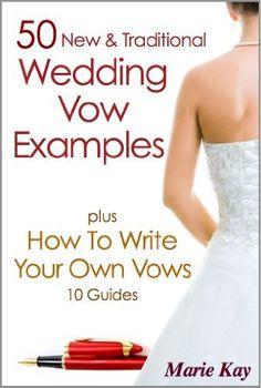 How to write heartfelt, sniffle-worthy wedding vows   Wedding vows ...