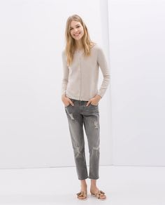 These Zara jeans when/if they ever become available...