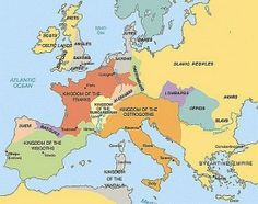 Early Middle Ages - Dark Ages