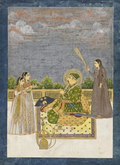 Emperor Muhammad Shah | LACMA Collections