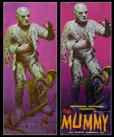 James Bama's Mummy