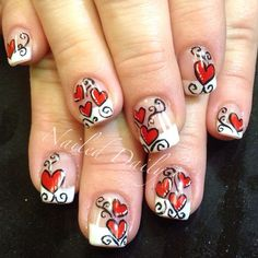 Instagram photo by @jvnaildesign (Jessica Vero Nail Design) | Statigram