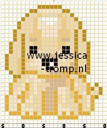 6 stitchingchart kruissteek (74).png (210×250)