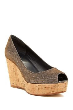 Anna Platform Wedge Pump - Narrow Width Available by Stuart Weitzman on @nordstrom_rack