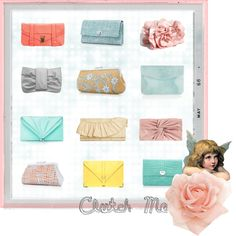 Spring Pastel Clutches
