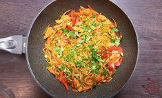 GasztroKarfi konyhája: Thai Piros Curry Wok