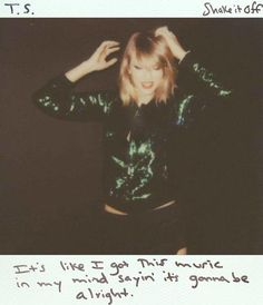 Shake It Off | Taylor Swift
