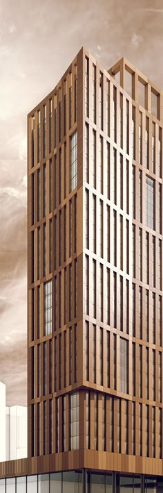 Masterplan. OSA architectural office Masterplan Architecture, Small Buildings, 4 Channel, Building Facade, Furniture, Home Decor, Towers, Bricks, Flat