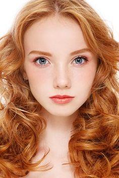 Teen freckled tabitha redhead