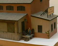 """Railroad Line Forums - The Gallery: May '16 """"Brick Buildings"""""""