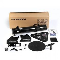 Telescope Reviews: Orion SkyQuest