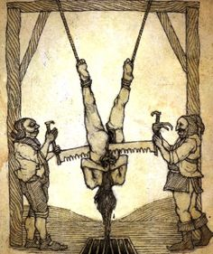 The 7 Most Painful Torture Devices Of The Middle Ages. The Eighth torture is having to bear the secular/liberal/progressive/socialist/marxist/anti-life amorality of the left. The Crow, Non Plus Ultra, Arte Obscura, Medieval Times, History Medieval, Ancient History, Interesting History, Middle Ages, American Frontier