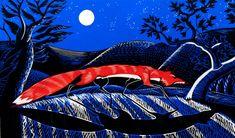 'Night Fox' by Jeremy James