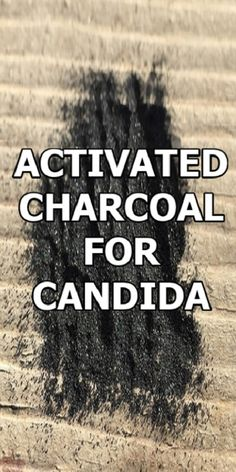 How activated charcoal may help with candida overgrowth. What you need to know about this magical natural substance! Get Rid Of Candida, Anti Candida Diet, Candida Diet Recipes, Candida Yeast, Candida Cleanse, Cleanse Diet, Candida Symptoms, Parasite Cleanse