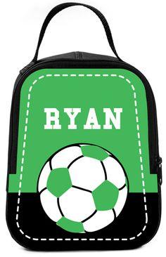 Soccer Boy Lunch Box