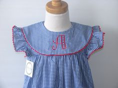 Pink Gingham Bow Velour Smocked Babygrow By Dandelion Easy To Repair Babygrows & Playsuits