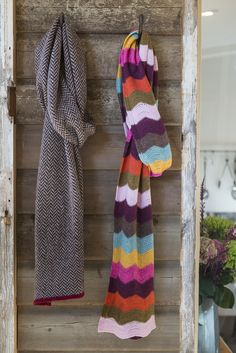 snuggly woven scarves for winter from http://www.iapetus.co.uk