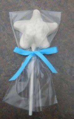 chocolate starfish | 12 Chocolate Starfish Beach Lollipops Wedding Birthday Party Favors ...