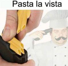 All spaghetti no regretti via /r/funny http://ift.tt/2tqh0lz