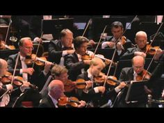 "Symfoniorkestern -Bernard Haitink conducts the Vienna Philharmonic in Strauss's An Alpine Symphony  Eine Alpensinfonie - Op. 64, is a tone poem by German composer Richard Strauss in 1915    ""......Strauss's Alpine Symphony: a dawn to dusk Alpine ascent. From the spine-chilling opening evoking the hours before dawn and the richness of sunrise, through to the euphoria..."