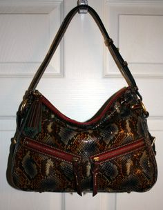Dooney and Bourke Florentine Vachetta Satchel - Page 133 - PurseForum