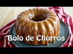 Bolo de Churros | Receitas e Temperos
