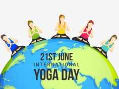 Get on your mat today find a class in your community and reap the benefits of yoga. Yoga adds years to your life and life to your years-Alan Finger Miami Weather, Happy International Yoga Day, Yoga For All, Spiritual Disciplines, Yoga School, First Day Of Summer, Seo Company, Yoga Benefits, Seo Services