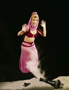 """I Dream of Jeannie"" TV show"