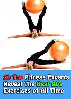 20 Top Fitness Experts Reveal The Best Abs Exercises of All Time #yogablocks