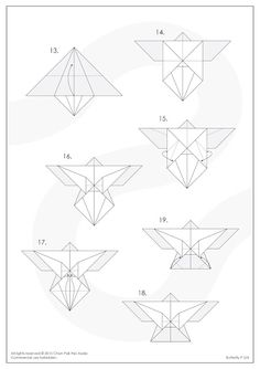 Kade Chan Origami Blog Butterfly