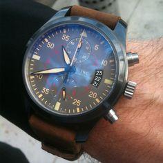 IWC Big Pilot's Top Gun Miramar Chronograph