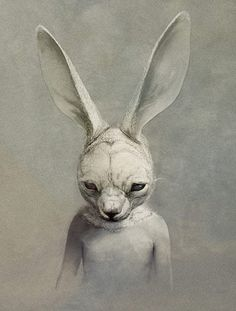 Bunny by Ryohei Hase.