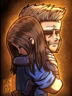 """"""" an Adorable Take on Wolverine and - Magical memes and gifs that only a true geek could appreciate and laugh at. The New Wolverine, Wolverine Art, Logan Wolverine, Marvel Characters, Marvel Movies, Lord Mesa Art, Really Cool Drawings, Marvel Dc Comics, Chibi Marvel"""