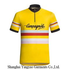 Campagnolo Heritage Cycling Jersey - Half Zip, Short Sleeve - Men 1