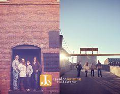 Family photo session: Missouri