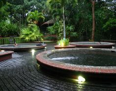 Borinquen Mountain Resort and Spa | Costa Rica. Mud bath, pool and ziplining!