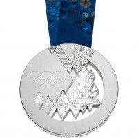 Двадцать четвёртая медаль России на XXII Олимпийских зимних играх в Сочи: Серебро