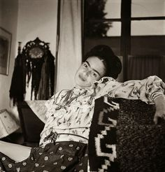 Rare and Loving Photos of Frida Kahlo from the Last Years of Her Life in Mexico City