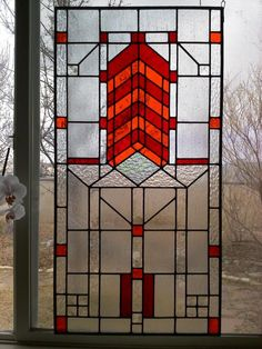 Papas Window - Delphi Stained Glass