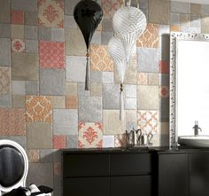 http://www.cir.it/collection/it/69088/Anni70.aspx  #design #interior #biarritz #tile #cotto #ceramic #collection #style