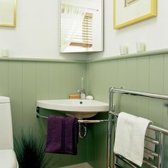 1000 images about bathroom ideas for a small space on - Tongue and groove interior cladding ...