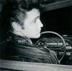 Elvis will always be in the Driver's seat