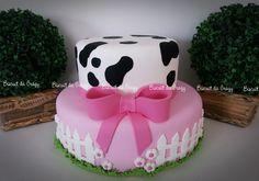 bolo fazendinha rosa - Pesquisa Google