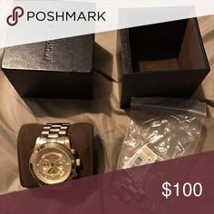 Good Michael Kors watch brand new Beautiful in perfect condition Other