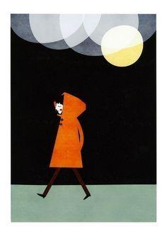 Rainy Night by Blanca Gomez