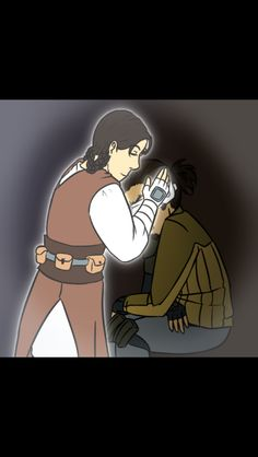#wattpad #fanfiction Ezra can no longer look at Kanan the same way after what happened at the Sith Temple. After Kanan had been struck and could no longer see, Kanan's worried about Ezra. Can the two of them see each other as father and son again?