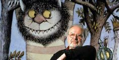 RIP Maurice Sendak, king of all the Wild Things