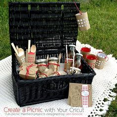 Create a picnic part