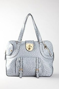 Weekender Bag... Great For Traveling! ...also In Pink, Green & Black! Hautelook