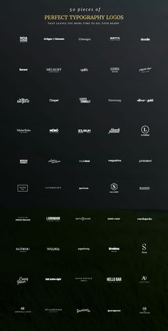 [44% OFF] 365 Minimal Logos Bundle by Worn Out Media Co. on @creativemarket